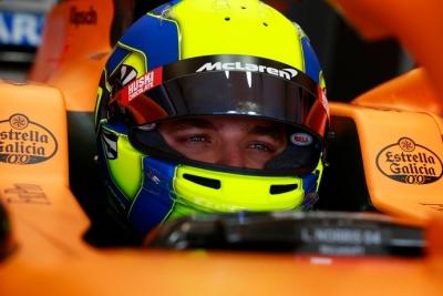 La exigencia física será el mayor desafío para los pilotos en su regreso a la F1, asegura Norris
