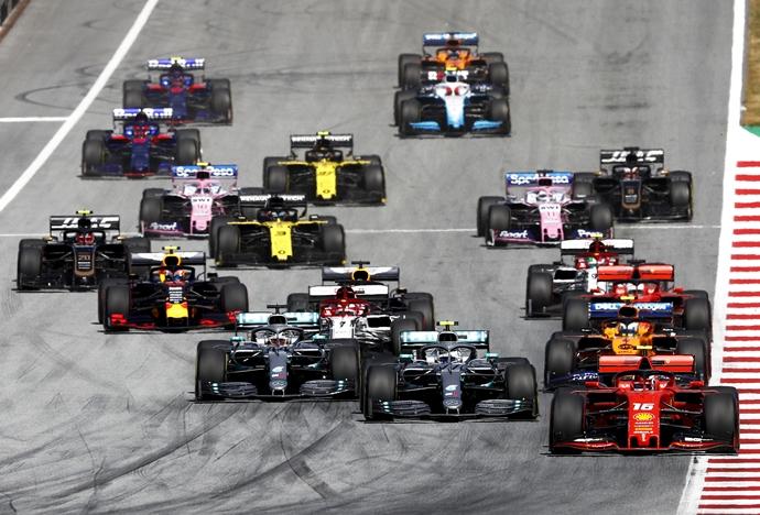 La F1 revela su calendario para el inicio de la temporada 2020