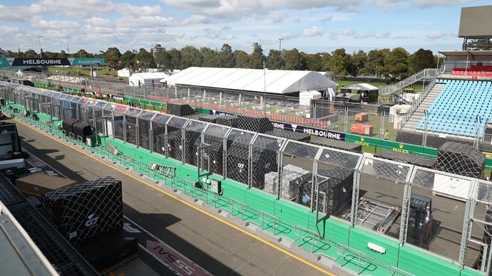 Las carreras seguirán adelante aunque se detecten positivos por COVID-19 en el paddock