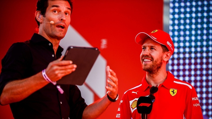 """Mark Webber: """"Creo que Vettel se tomará un año sabático"""""""
