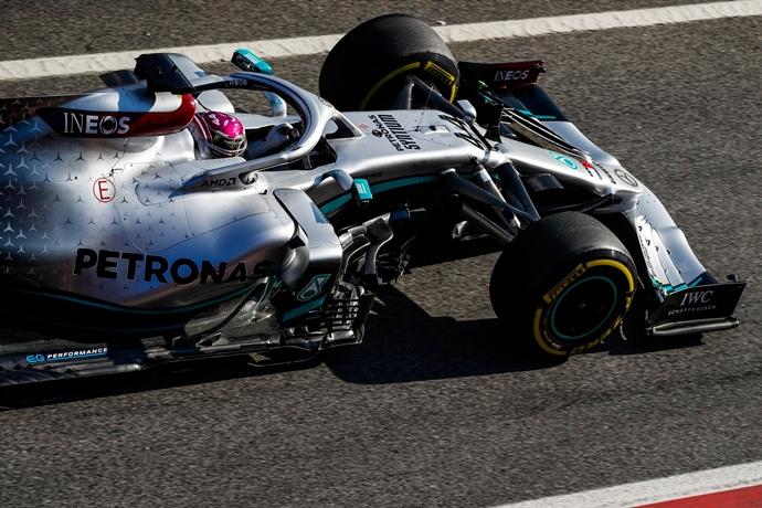 Mercedes no ve la limitación aerodinámica tan artificial como las parrillas invertidas