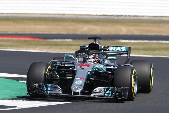 Mercedes se prepara para regresar a las pistas