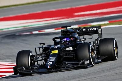 Renault llevará a Austria tres actualizaciones en su R.S.20