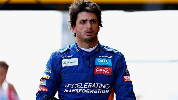 Sainz repasa antes de volver: Ferrari, Hamilton, Alonso...
