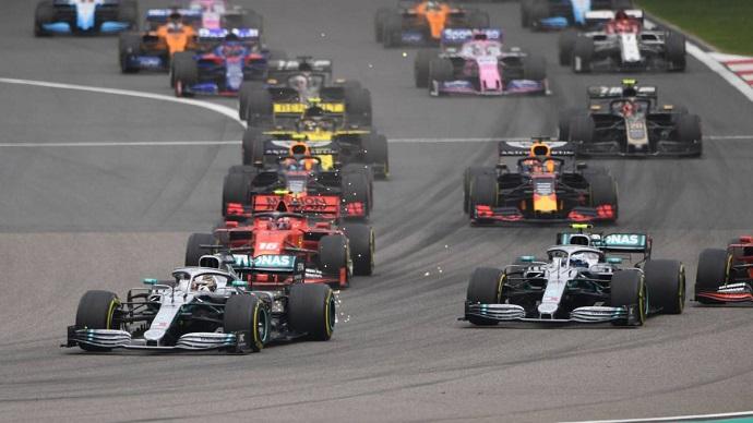 Shanghai podría albergar dos GPs