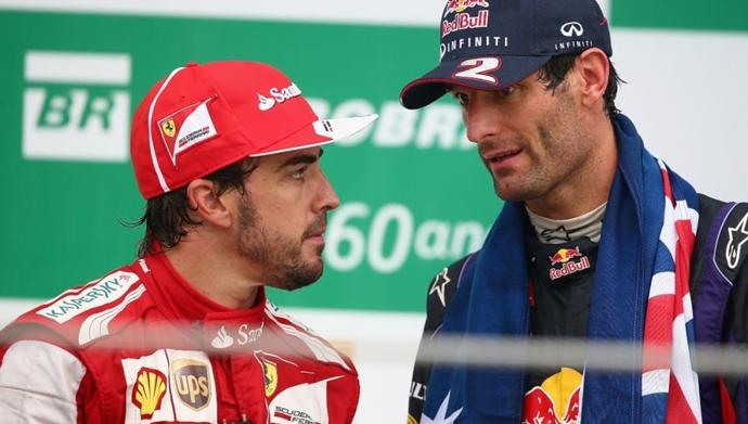 """Webber: """"No creo que Alonso tenga la oportunidad de ir a un equipo que le permita luchar por podios"""""""