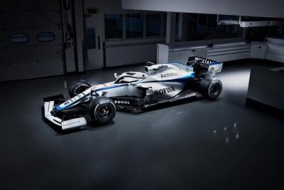Williams da a conocer la nueva decoración que lucirá el FW43
