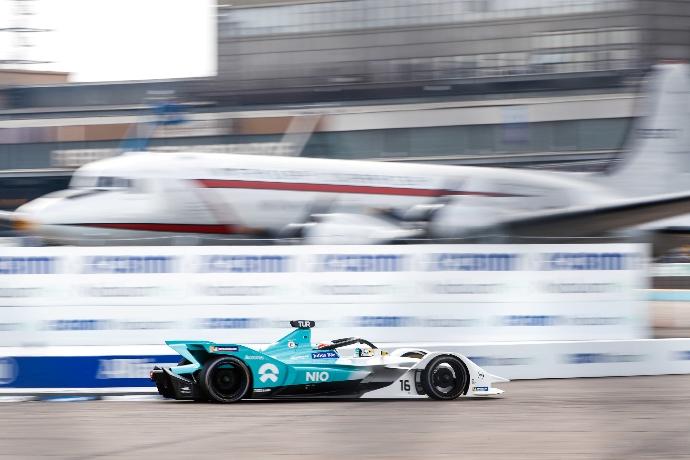 La Fórmula E a 48 horas de Tempelhof