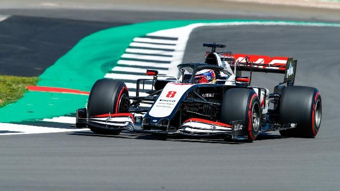 Viernes en Silverstone- HAAS y otra prueba desaprobada