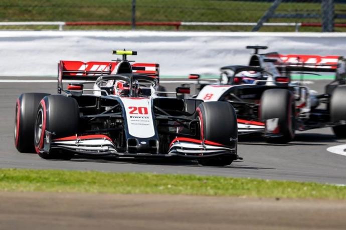 Viernes en Silverstone - HAAS y otra prueba desaprobada
