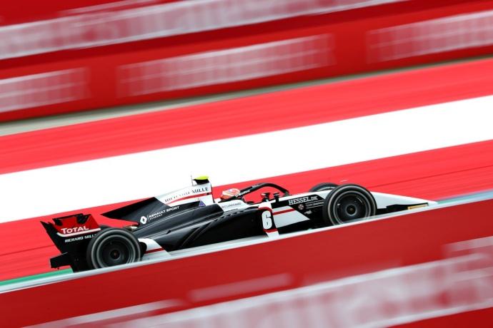 Lungaard consigue la victoria en una carrera desastrosa para Prema
