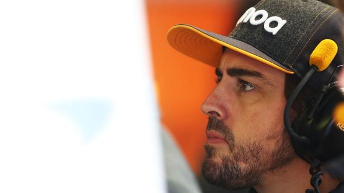 Alonso no disputará ninguna práctica libre en 2020