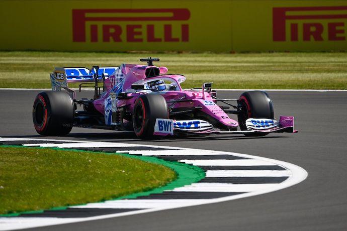 Viernes en Silverstone – Racing Point inicia bien con Hulk de regreso en F1 y Stroll liderando FP2