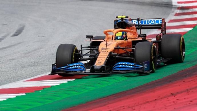 Domingo en Estiria – McLaren: la gran carrera de Norris salva la desastrosa parada de Sainz