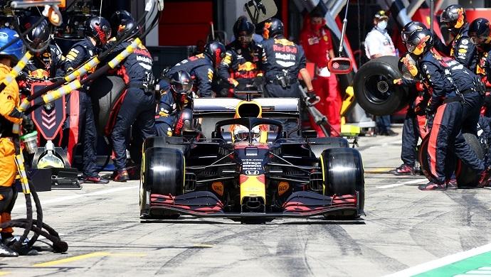 Domingo en Estiria - Red Bull se tiene que conformar con ser el segundo equipo