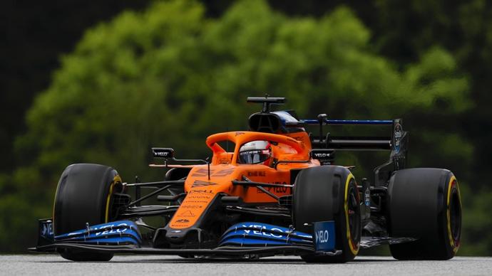 McLaren espera que el DRS sea eliminado en 2022