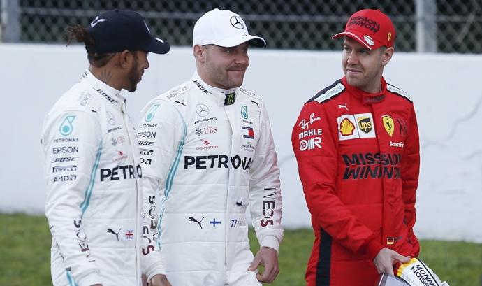 Mercedes le cierra la puerta a Vettel