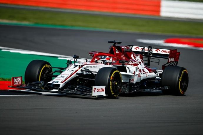 Viernes en Silverstone – Alfa Romeo: una mala y una buena sesión