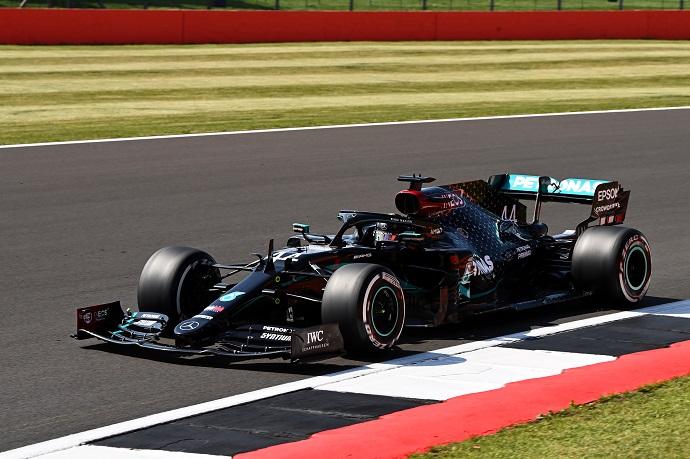 Viernes en Silverstone - Mercedes tiene aún margen de mejora