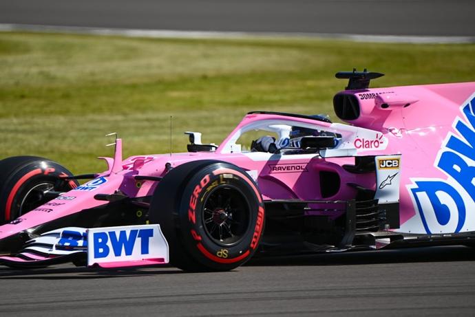 Viernes en Silverstone – Pirelli: temperaturas extremas