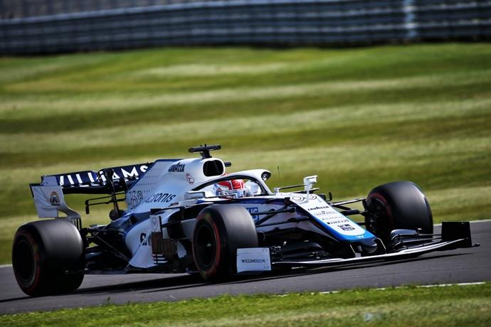 Viernes en Silverstone – Williams busca el ritmo en su carrera de casa