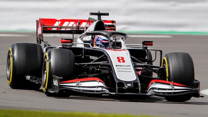 Domingo en Silverstone – Haas y una estrategia que no sirvió