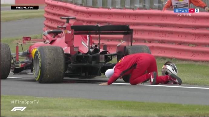 Desgraining: Ferrari entre Silverstone y Barcelona – Grandes Cambios
