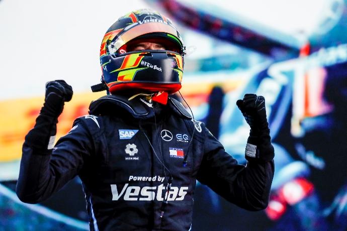 #BerlinEPrix – Primera victoria para Vandoorne y Mercedes EQ en la Fórmula E