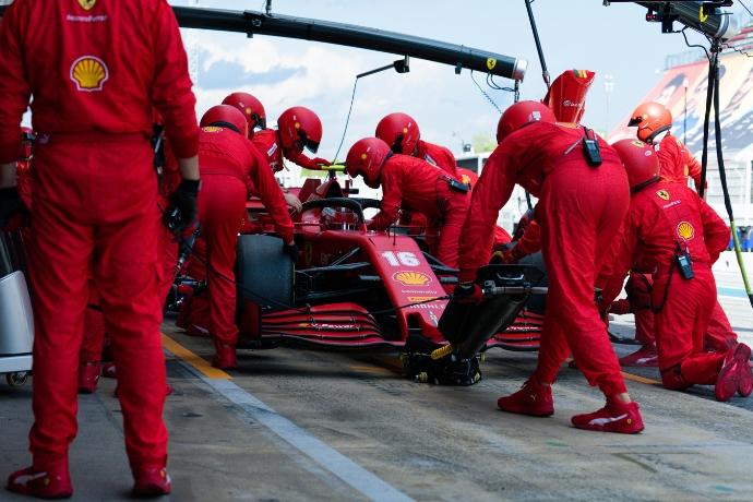 Desgraining: Ferrari entre Silverstone y Barcelona – Big Changes