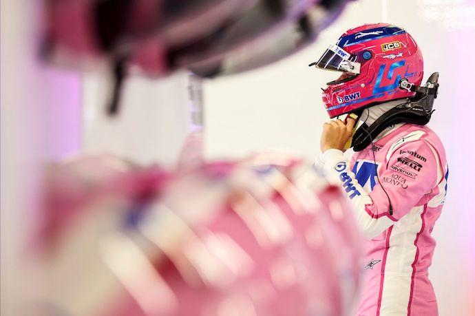 Domingo en Silverstone – Racing Point se viene abajo
