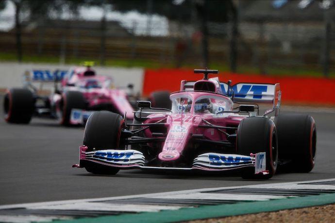 Sábado en Silverstone – Racing Point se la juega en calificación apuntando al GP británico