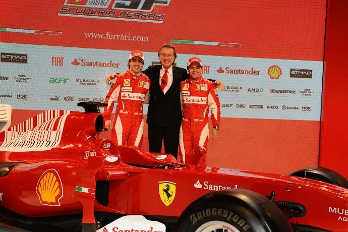 Desgraining: La llegada del 'Matador' a Ferrari