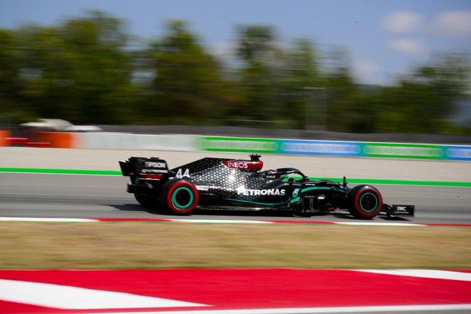 Clasificación en España: Hamilton consigue su 92 pole