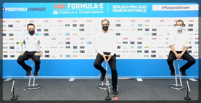 #BerlinEPrix – Dia 7 – Conferencia de prensa de los Team Manager