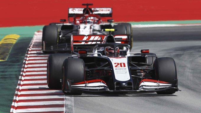 Domingo en España - Haas fuera de los puntos