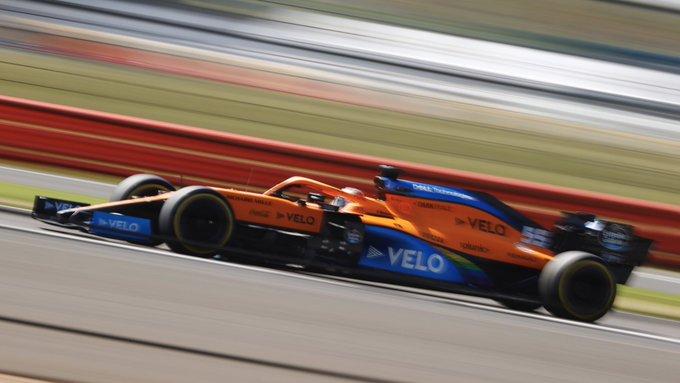 Sábado en Gran Bretaña – McLaren por 1ª. vez con un piloto adentro y otro fuera de Q3