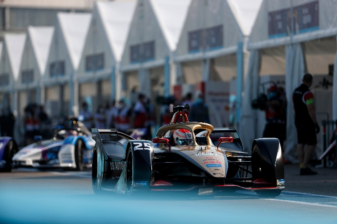 #BerlinEPrix - Dia 5 - JEV logra la Pole Position
