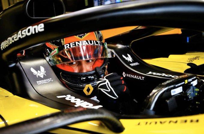 Domingo en Silverstone - Renault consigue un gran número de puntos