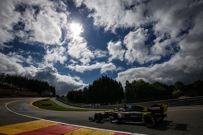 Sábado en Bélgica Renault confirma sus buenas sensaciones en Spa