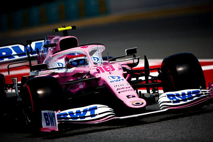 Sábado en España - Racing Point tiene un día rosa en Montmeló