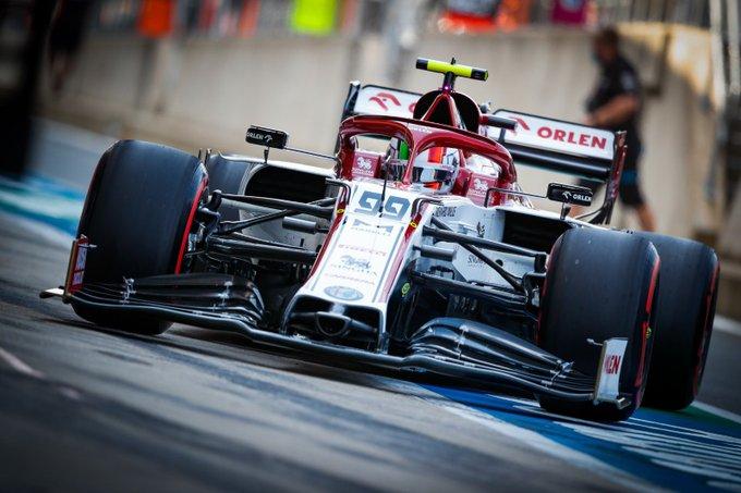 Sábado en Gran Bretaña – Alfa Romeo al fondo de la parrilla