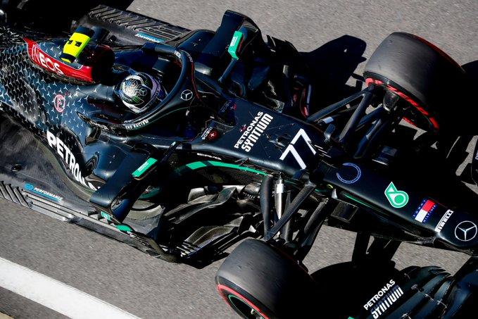 Libres 3 en Gran Bretaña - Más de lo mismo para Mercedes en la FP3