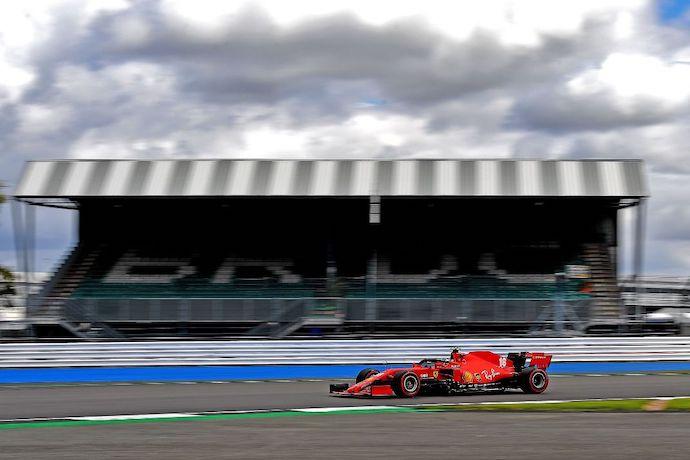 Sábado en Silverstone – Ferrari: Leclerc saca lo máximo del SF1000; Vettel saldrá décimo