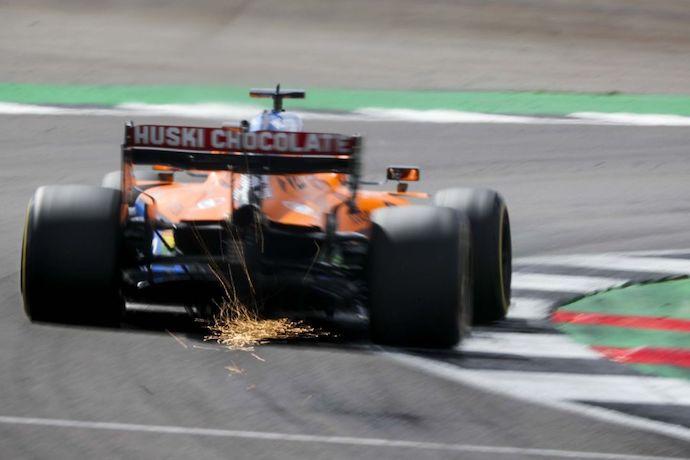 Sábado en Silverstone - McLaren: Una jornada sólida y consistente