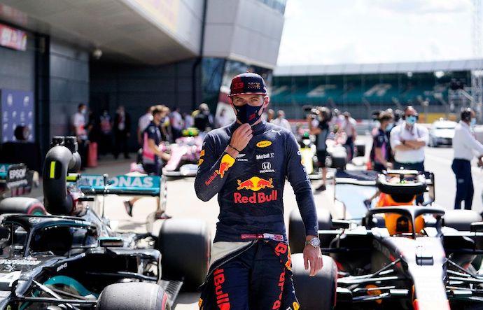 Sábado en Silverstone- Red Bull dividido entre la zona media y las primeras filas