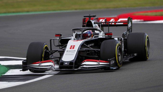 Viernes en Gran Bretaña - Haas ligera mejora en el coche de Grosjean