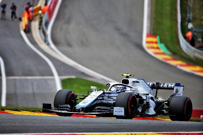 Sábado en Bélgica – Williams avanza en la fiabilidad y se estaciona en Q2