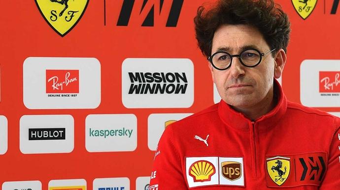 Binotto pide claridad sobre el tema de Racing Point