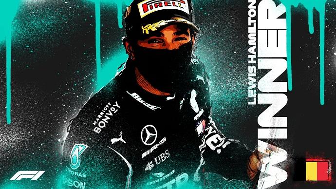 Crónica GP de Bélgica: Hamilton domina otra carrera sin ninguna oposición