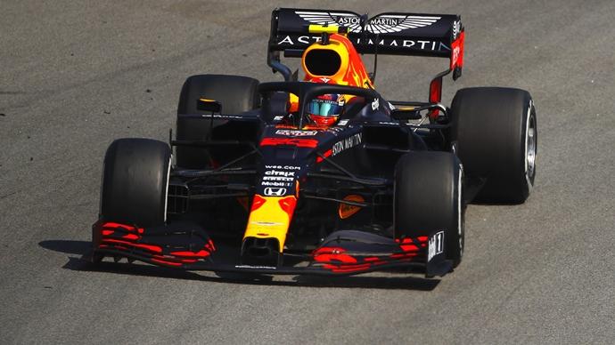 Domingo en España – Red Bull: Verstappen arrebata una P2 y Albon lucha por la P8